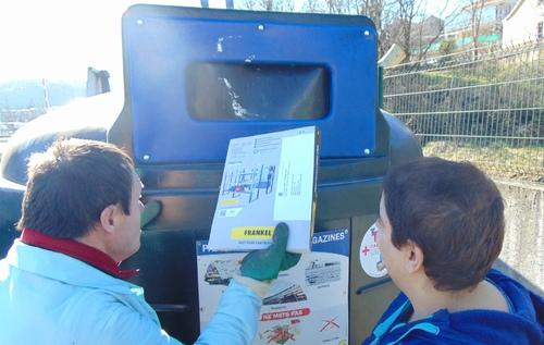 Compostage et recyclage, la suite