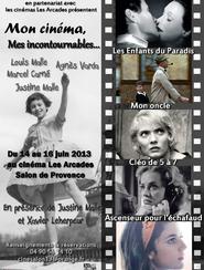 Festival Mon cinéma ... mes incontournables