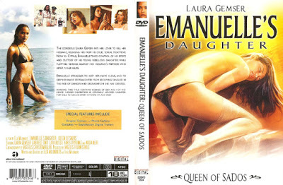 I mavri Emmanouella / Emanuelle: Queen of Sados / Emanuelle's Daughter. 1980. DVD.