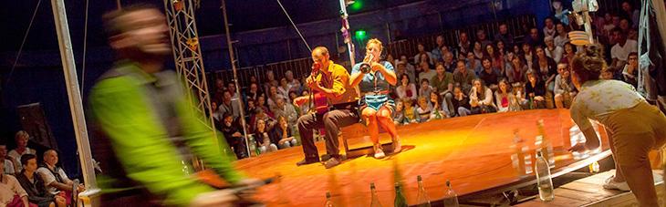 Le Cirque Poussière, à Vieux-Condé
