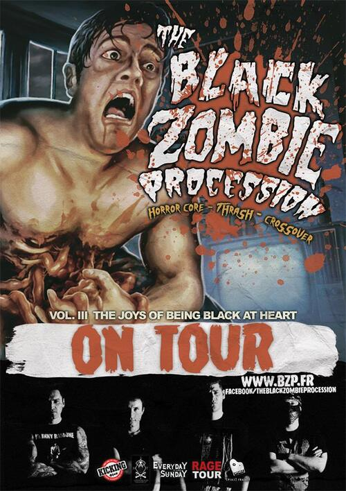 31. The Black Zombie Procession + Galva