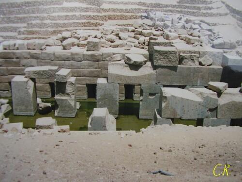 Abydos et l'Osireion