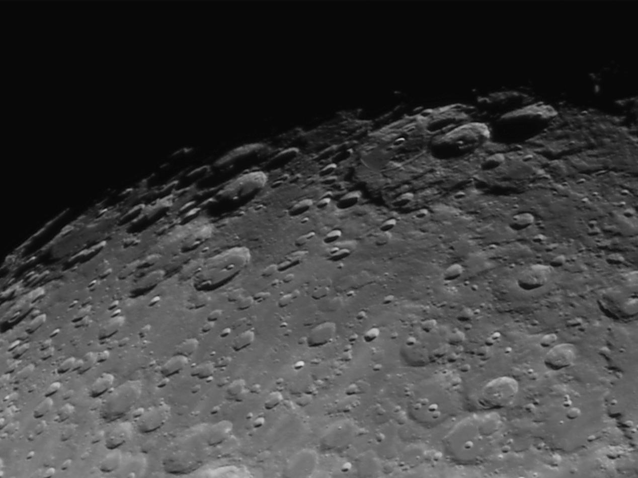 janssen crater