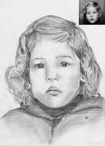 Enfant Sandrine