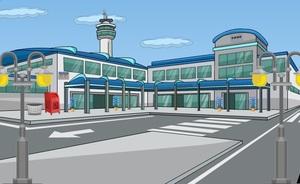 Jouer à Escape the airport