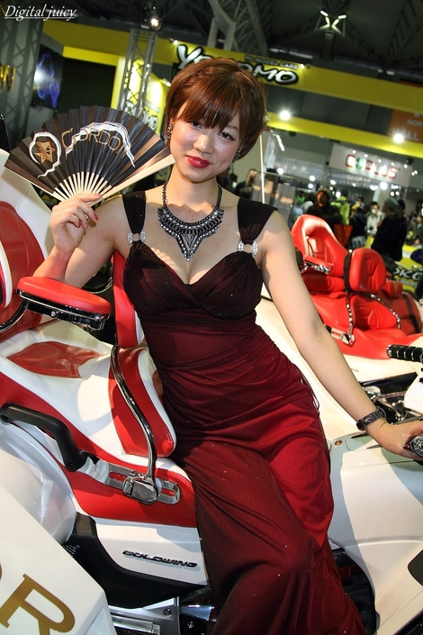 Models Hostess : 堀ちか ( N°1 )