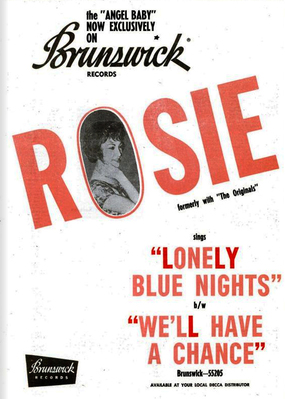 Rosie & The Originals (3)