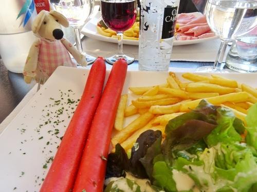 La gastronomie bourguignonne est ... grandiose!