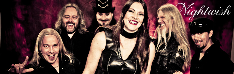 NIGHTWISH : vidéos Baltic Princess le 9 juin 2015