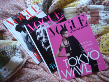 vogue+hommes+japan+backissues