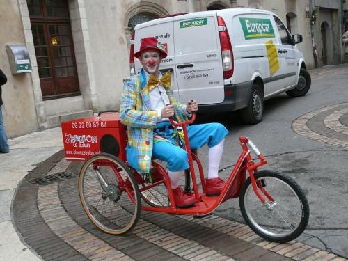Vélo Sonorisé pour Spectacle de Rue Déambulatoire