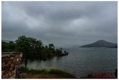 Le village du lac