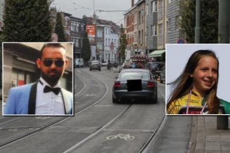 Merel, 12 ans, a été mortellement fauchée à Vilvoorde.
