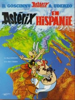 Astérix - Album 14 : Astérix en Hispanie