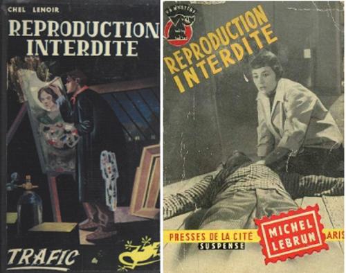 Reproduction interdite, Gilles Grangier, 1957