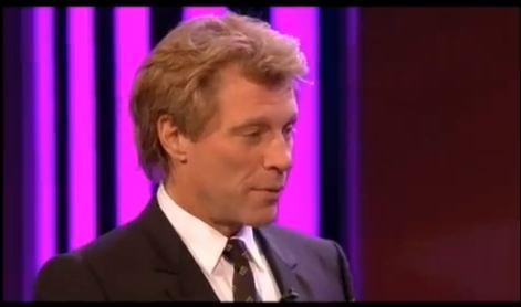 jon bon jovi cérémonie pride of britain awards 2012