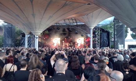 XII. Amphi Festival - Die Bands VI
