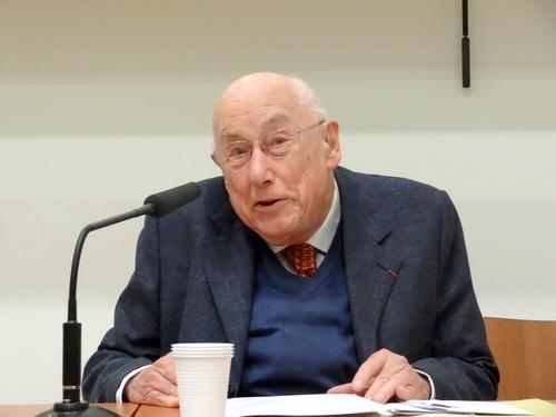 """""""Les notables châtillonnais"""" une conférence de Pierre Lévêque pour l'AMPC."""