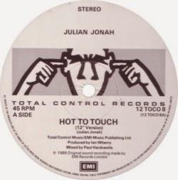 Julian Jonah - Hot To Touch