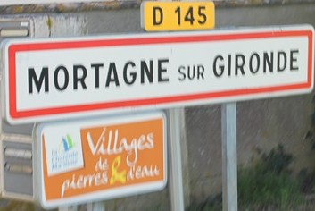 808 - Mortagne/Gironde !