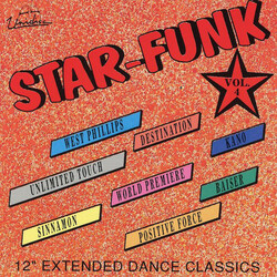 V.A. - Star Funk Vol.4 - Complete CD
