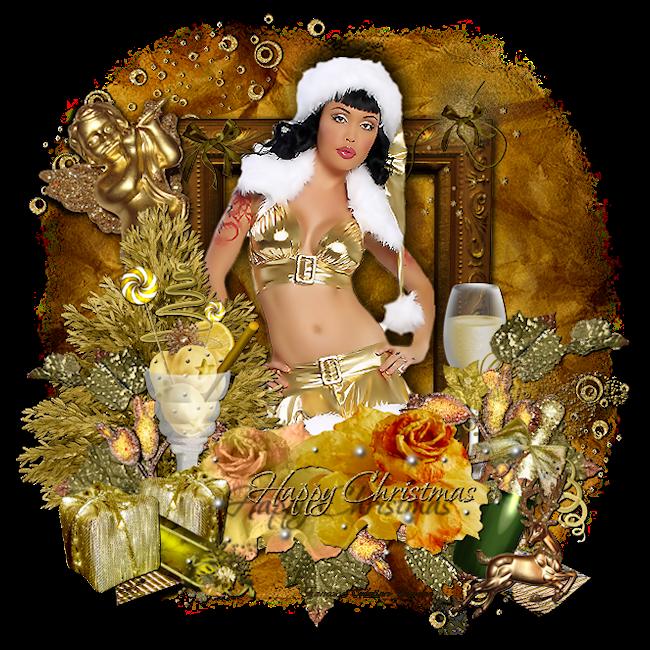 Noël - Cgristmas (fond transparent)