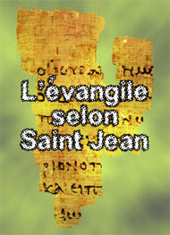 la bible évangile selon Jean