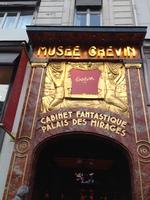 Sortie au musée Grévin