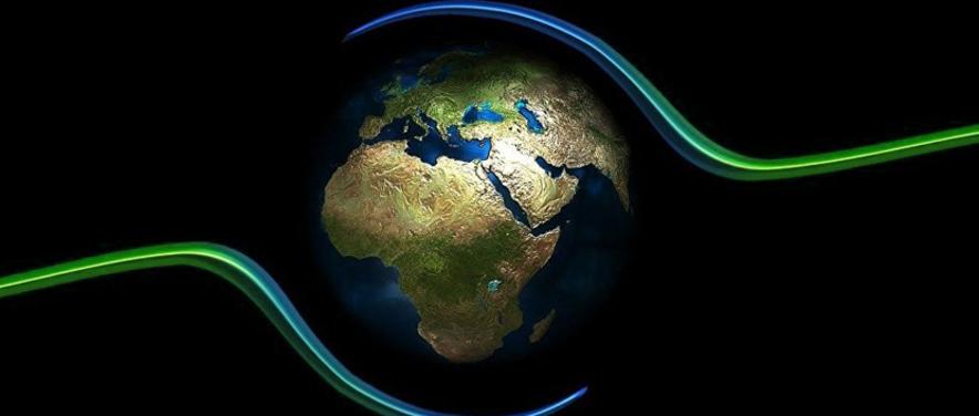 Le déplacement du noyau de la Terre enregistré pour la première fois