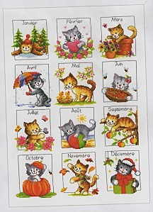 Calendrier des chats-000