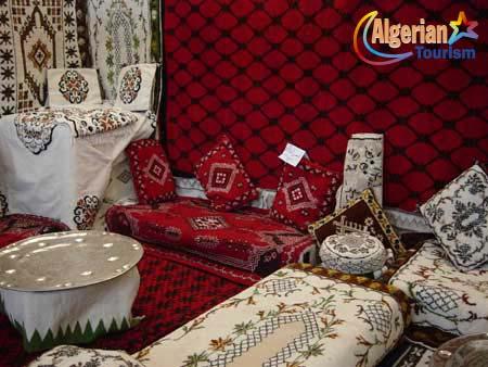 Arisanat Algerien - Santodji
