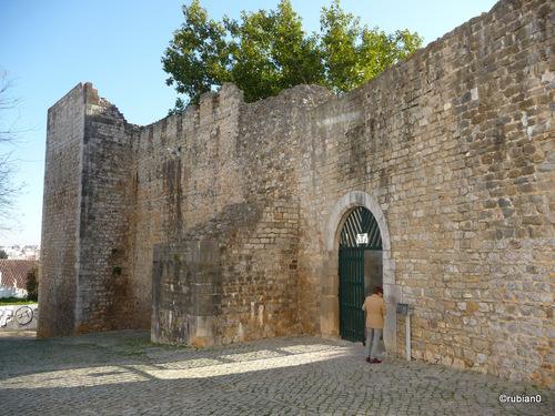 Le château mauresques de Tavira