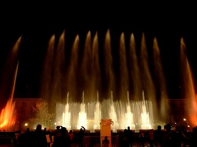 Metz les fontaines Symphoniques 12 Marc de Metz 26 12 2012