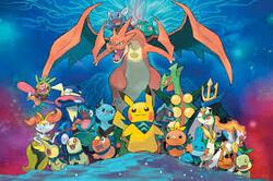 Pokemon de Kanto à Kalos .