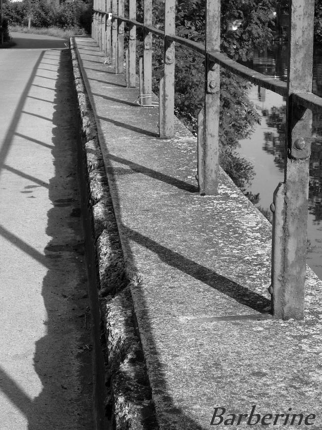 Après le pont ...