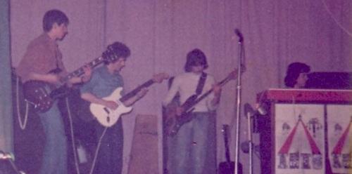 IRIS Les débuts 1974