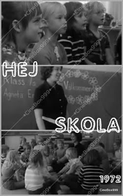 Hej skola - Marie börjar skolan. 1972.