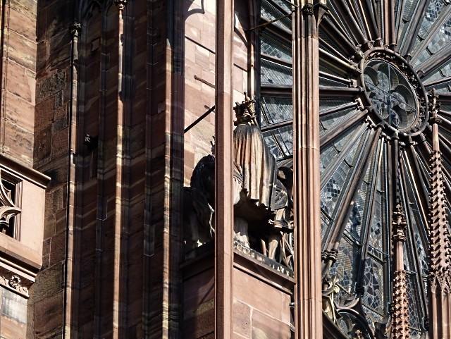 Cathédrale de Strasbourg 16 Marc de Metz 2011
