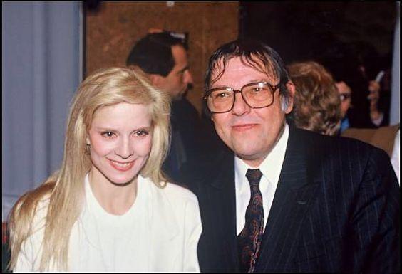 Sylvie Vartan et son frère Eddie: