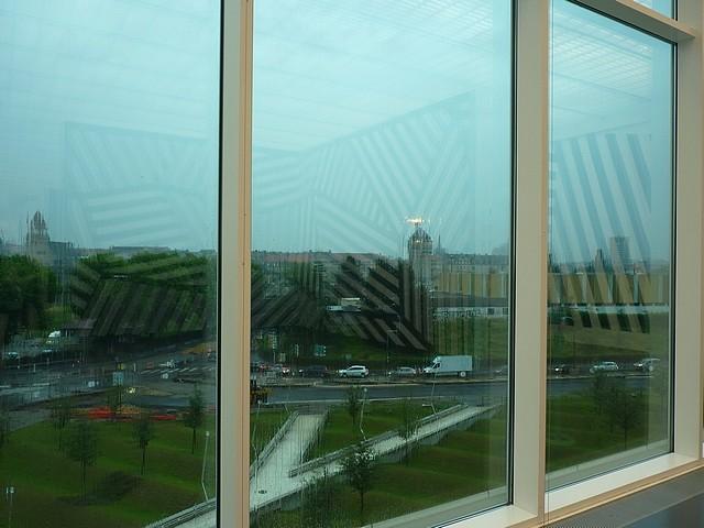 Orage sur le Centre Pompidou-Metz 5 Marc de Metz