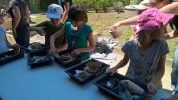 Ateliers fouilles archéologiques au collège des prêcheurs