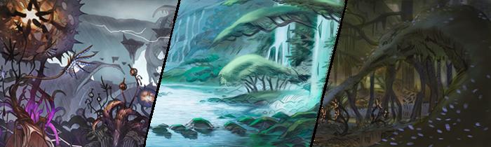 NEWS : Spire of Sorcery, forêts et nouvelles*