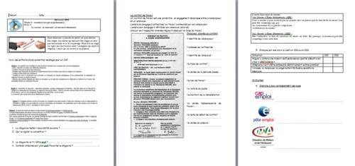 PSE pour le CFG le programme en 25 fiches