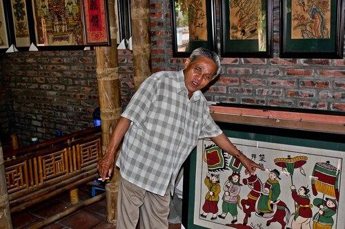 Villages d'artisans 6: Les estampes de Dong Ho