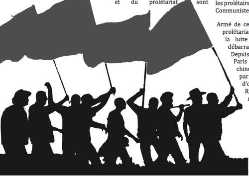 - Programme du PCm (Parti Communiste Maoïste)