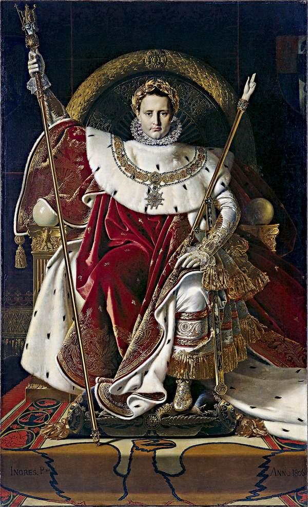 2 Décembre 1804 : Sacre deNapoléon 1er