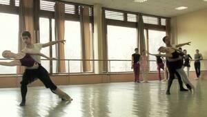 dance balle class dancers ballet pas de deux