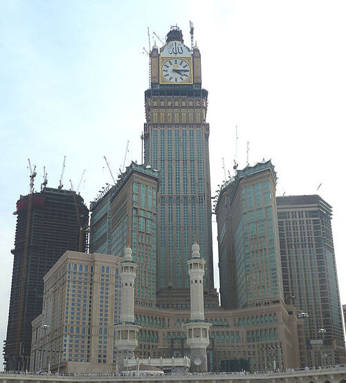 grattes ciel 2013-2014 : liste des plus hauts du monde