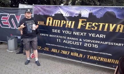 Impressionen vom Amphi Festival 2016