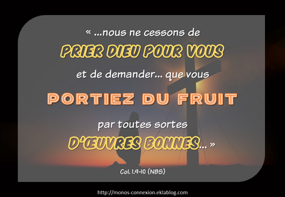 Calendrier Biblique - Les Fruits de l'Esprit 2 - D'autres Fruits